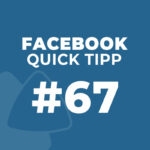 Facebook Quick Tipp #67: WLAN-Hotspots suchen & finden