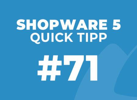 Showpare 5 Quick Tipp #71