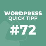 WordPress Quick Tipp 72: WordPress Page Builder – Elementor: Vor- und Nachteile